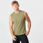 Myprotein Luxe Classic Sleeveless T-Shirt - XS