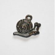 Scrapgrossisten Snail – charm, metall 1st