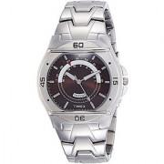 Timex Analog Brown Dial Mens Watch-Tw000El09