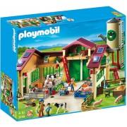 Playmobil Moderne Boerderij Met Silo - 5119