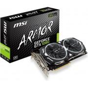Grafička kartica MSI GeForce GTX 1080 ARMOR 8G OC GDDR5X 8GB/256bit, PCI-E 3.0 x16,3DP, HDMI, DVI-D, Retail