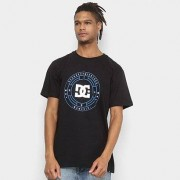 Camiseta DC Shoes Bas Rulett Masculina - Masculino
