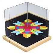 Classic World Multi-Activity Blocks Box (52 Piece)