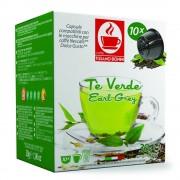Capsule ceai verde TIZIANO BONINI, compatibile DOLCE GUSTO, 10 buc.