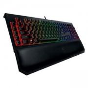 Геймърска клавиатура Razer BlackWidow Chroma V2 - Mechanical Gaming Keyboard- US Layout(YELLOW SWITCH),Linear, RZ03-02032300-R3M1