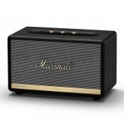 Marshall Acton II Voice Google Assistant Built-In - безжичен аудиофилски спийкър с гласово управление с Bluetooth и 3.5 mm изход (черен)
