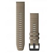 Garmin QuickFit 22 Silikon - Klockarmband - Sand