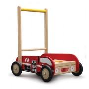 Diabolo Kids - Chariot De Marche Pompier Avec Cubes