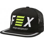 FOX Pro Circuit Snapback Mössa Svart en storlek