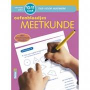 Tijd voor Huiswerk Oefenblaadjes- meetkunde 10-11 jaar
