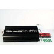 Feszültség átalakító Inverter 12v-230v 4000 Watt