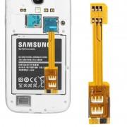 Dual SIM Card Adapter for Samsung Galaxy