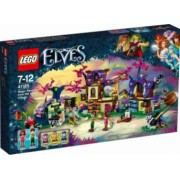 LEGO ELVES SALVAREA MAGICA DIN SATUL SPIRIDUSILOR 41185