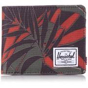 Herschel Roy RFID chamarra para hombre, Dark Olive Palm, Talla única