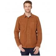ToadCo Morrison Long Sleeve Shirt Brown Sugar