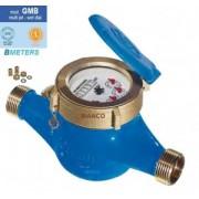 Contor apa rece BMeters GMB-I cu cadran umed clasa B DN20 3/4
