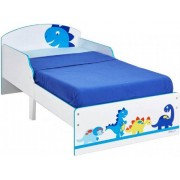 Diverse Dinosaurier säng utan madrass - Dinosaurier barnsäng 658611