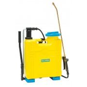 Pulverizator Gloria CLASSIC 1200 Capacitate de umplere de 12 litri Presiune de lucru de 4 bari Galben