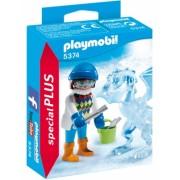 Sculptor De Gheata Playmobil