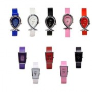 TRUE CHOICE Glory Letest Square Collection Analog Watch - For Women