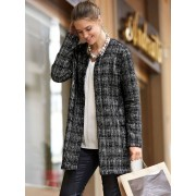 Betty Barclay Betty Barclay Jacke Fantasiestrick Beige 36