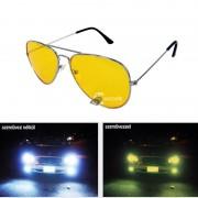 Szemüveg éjszakai vezetéshez