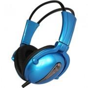Слушалки с микрофон Lenovo P723 Coral Blue