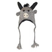 Yak knitted Animal Hat Adult - 40 Animals available for child/adult