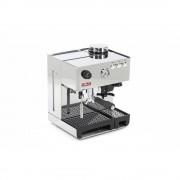 Espressor Lelit din gama Anita, model PL042EM + CADOU un filtru 35 L + o sita blind 57 (Argintiu)