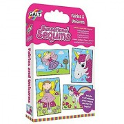 Galt Toys Inc Fairies and Unicorns Sensational Sequins Kit