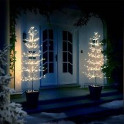 Sirius LED Lichterbaum Alex, 90 cm, 120 LEDs warmweiß
