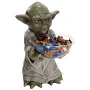 Mestre Yoda com tigela para rebuçados Star Wars