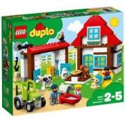 Конструктор Лего Дупло - Приключения във фермата - LEGO DUPLO Town, 10869