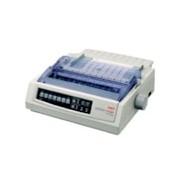Oki MICROLINE ML390 24-pin Dot Matrix Printer - Monochrome