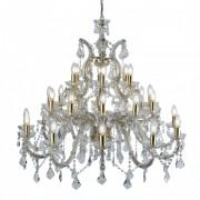 Candelabru XXL casa scarii design clasic Marie Theresea 30L 1214-30 SRT