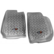 Covorase cauciuc GRI fata Rugged Ridge pt. 14-15 Jeep Wrangler & Wrangler Unlimited JK (set 2 buc)