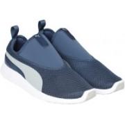 Puma ST Trainer Evo Slip-on v2 IDP Running Shoes For Men(Blue)
