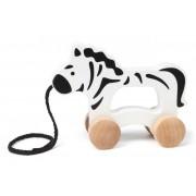 Hape Tractor zebra