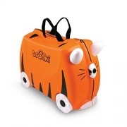 Trunki Ride On Suitcase - Tipu, Multi Color