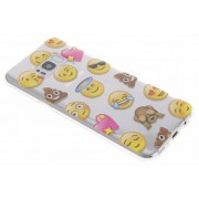 Emoji Smiley TPU hoesje voor de Samsung Galaxy S8 Plus