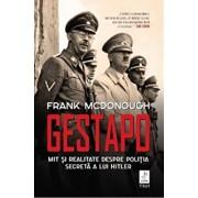 Gestapo. Mit si realitate despre politica secreta a lui Hitler/Frank Mcdonough