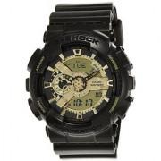 Casio G-Shock Analog-Digital Black Dial Mens Watch - GA-110BR-5ADR (G459)