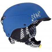 Casca Ski Cebe Contest Visor Blue Deer Marime M 55-58 CM