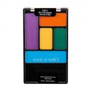 Wet n Wild Color Icon palette di ombretti 6 g tonalità Art In The Streets donna