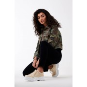 ''Gina Tricot'' ''Jennifer platform sneakers'' ''Beige (1040)'' 36