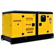 KDE 85 S3 Kipor Generator de curent trifazat , putere maxima 78.9 kVA
