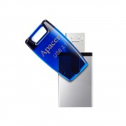 PENDRIVE APACER AH179 64GB BLUE - CONECTORES USB 3.1 Y MICROUSB 2.0 - COMPATIBLE OTG / WINDOWS/MAC/LINUX