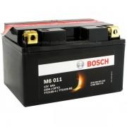 Bosch TTZ10S-4/TTZ10S-BS 12V 8Ah 150A AGM bal+ motorkerékpár akkumulátor - 508901015