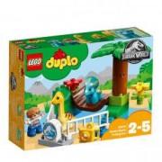 LEGO DUPLO Jurassic World Dragutul dinozaur gigant 10879 pentru 2-5 ani