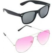 Redleaf Wayfarer Sunglasses(Grey)